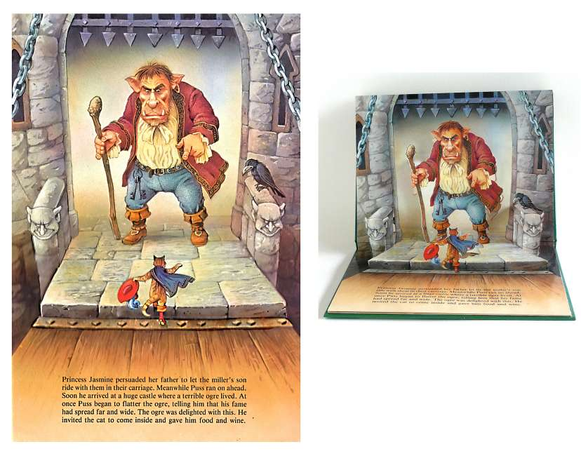 Fairy Tale Favourites Pop-up Books available for licensing