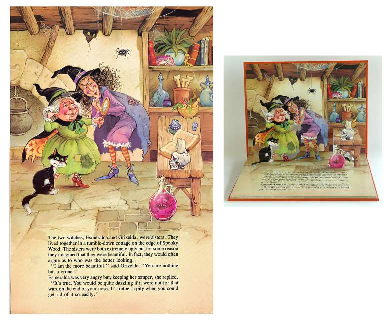 Petrifying Pop Up Books Available For Licensing